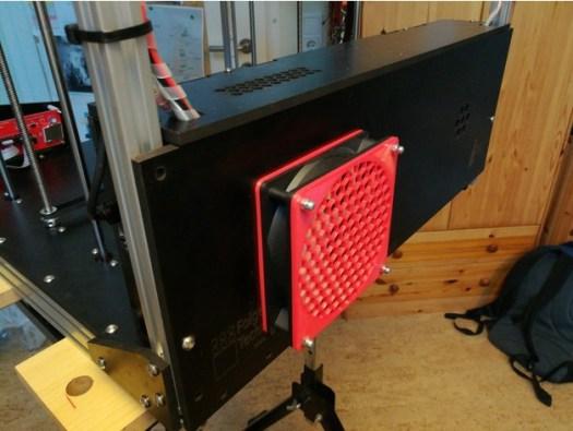Folgertech FT-5 Board Fan