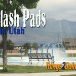 Splash Pads Utah fun
