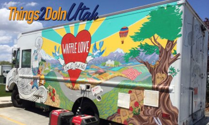 Waffle Love Truck