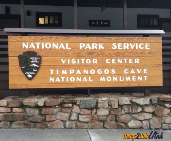 Timpanogos cave National Park Visitor Center
