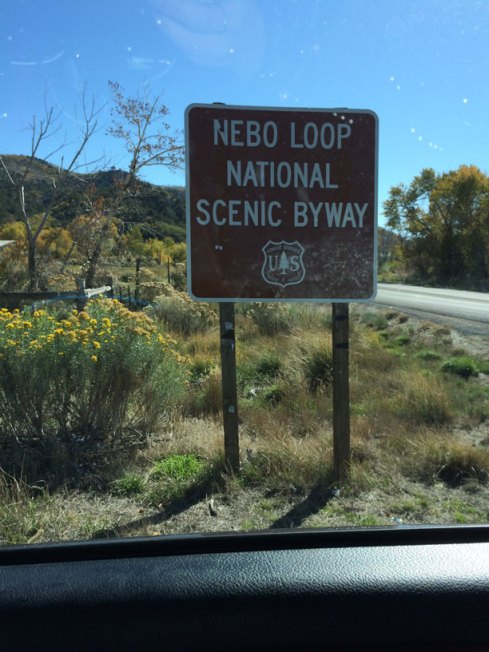Mt Nebo Loop Scenic Byway
