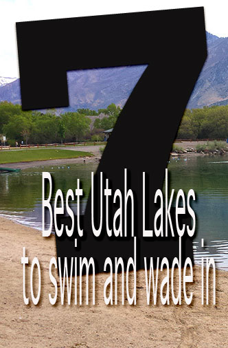 7 Best Utah Lakes to Play in the Sand and Swim - Things 2 Do