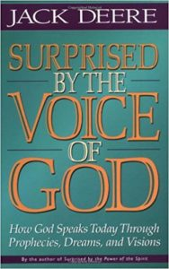 book cover of Surprised by the Voice of God by Jack Deere