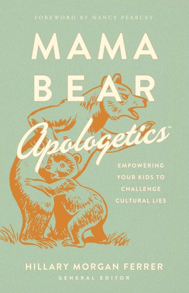 Mama Bear Apologetics book cover