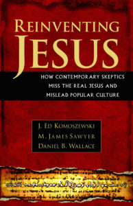 Reinventing Jesus book jacket