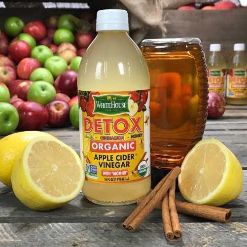 Detox Apple Cider Vinegar