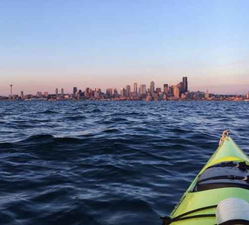 Kayak Seattle Washington