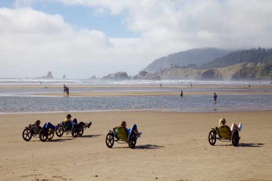Cannon Beach Funcycles