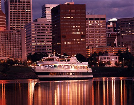 The Portland Spirit Cruise