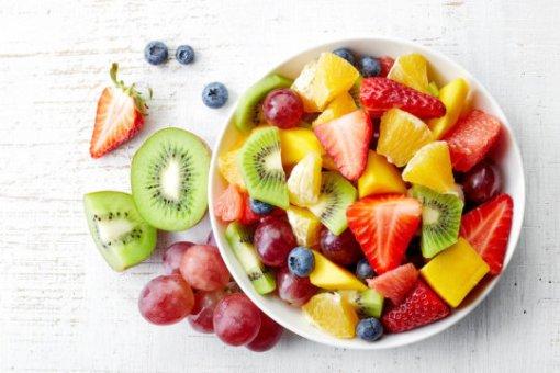 Fresh Fruit Smoothie Natural