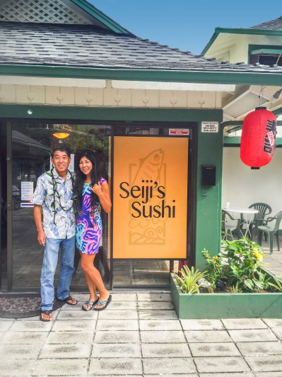 Image: Seiji's Sushi