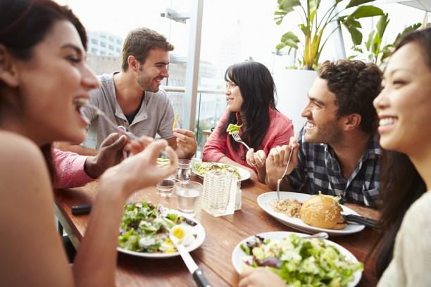 Eating Healthy Restaurant