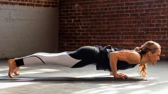 Muscle Strength with Yoga