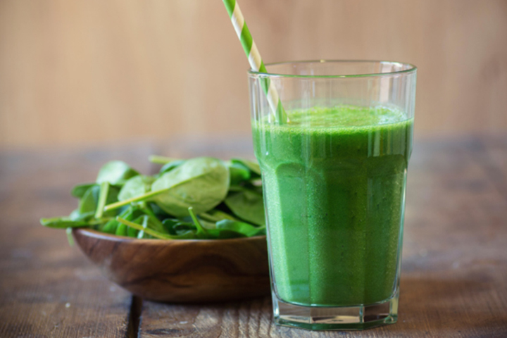 Spinach Meal Replacement Shake