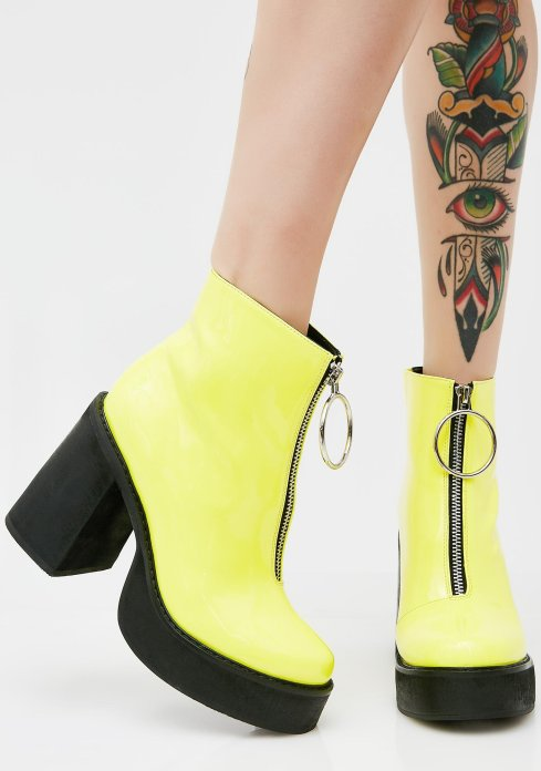 Neon Boots 2019