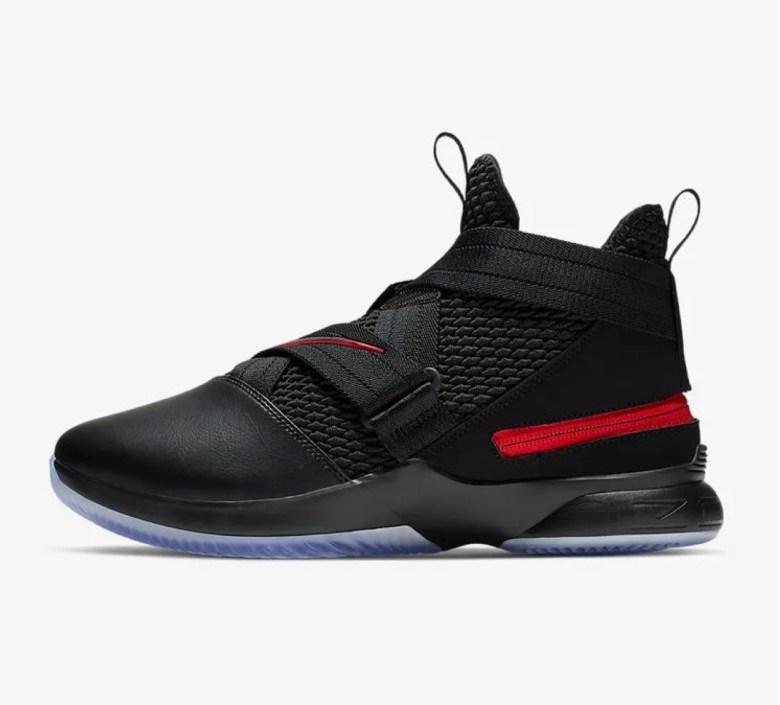 Nike lebron soldier sneakers