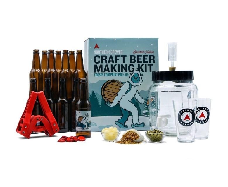 Microbrew Kit craft beer