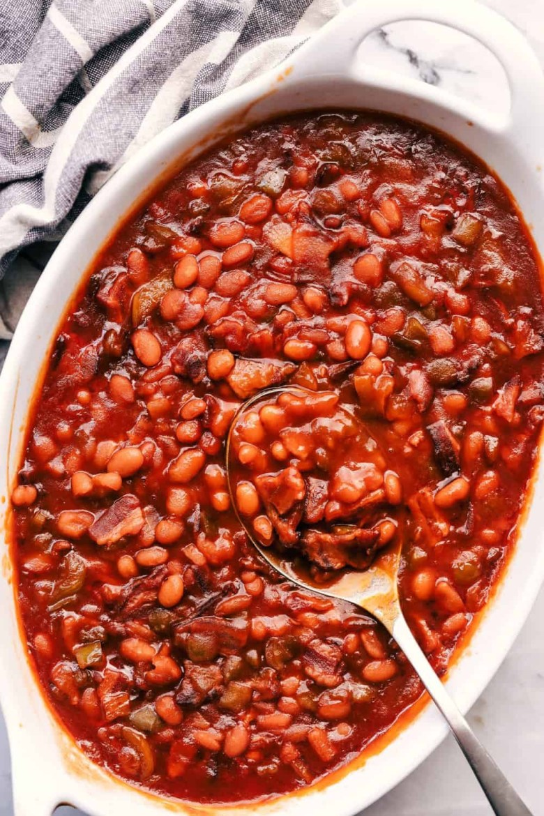 Baked beans pantry