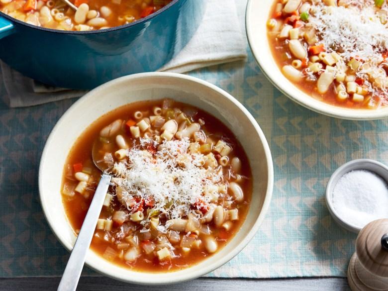 Olive Garden pasta e fagioli soup copy cat
