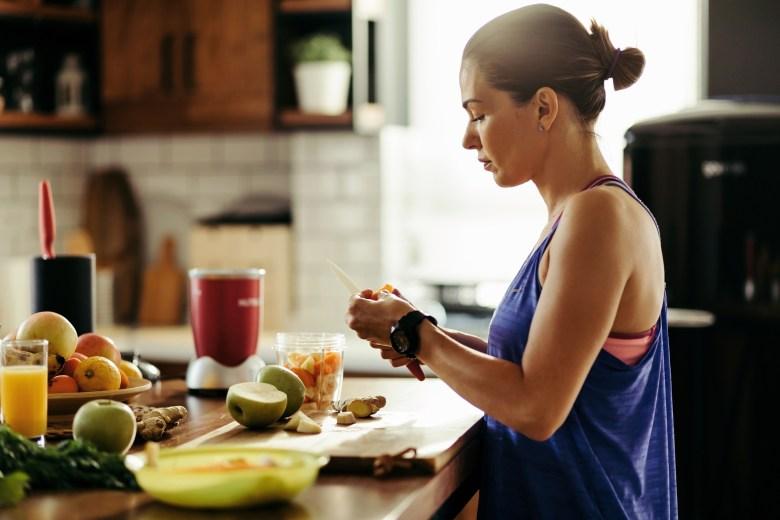 Healthy food self love weight loss