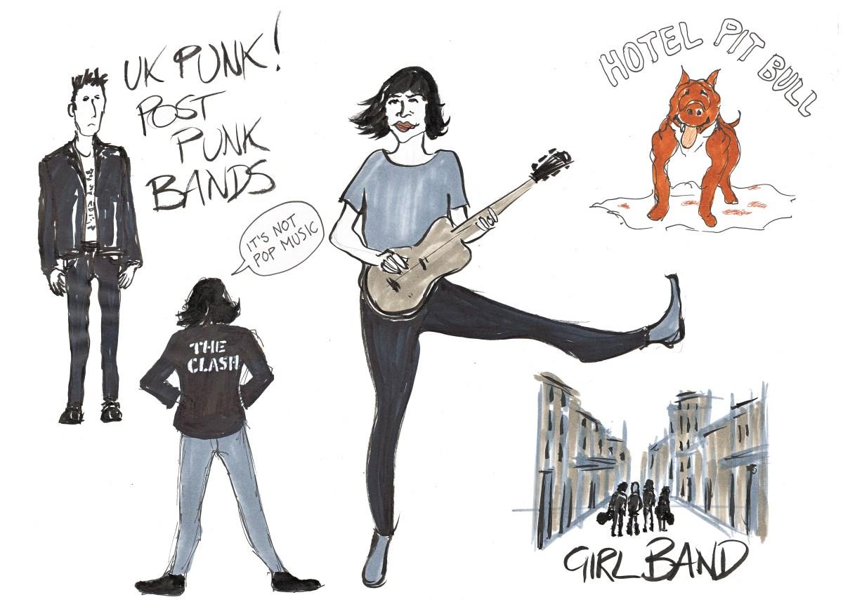 womans hour Riot grrl
