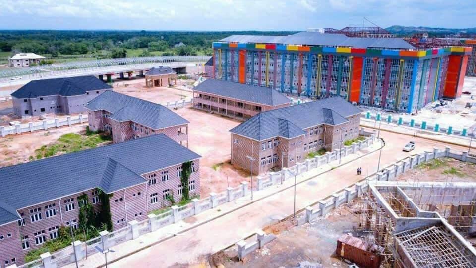 Ebonyi State Governor Establishes New University (Photos). Thingscouplesdo.com