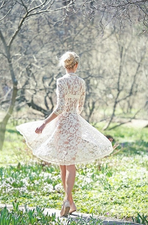 loving lace #thingsdeeloves 1