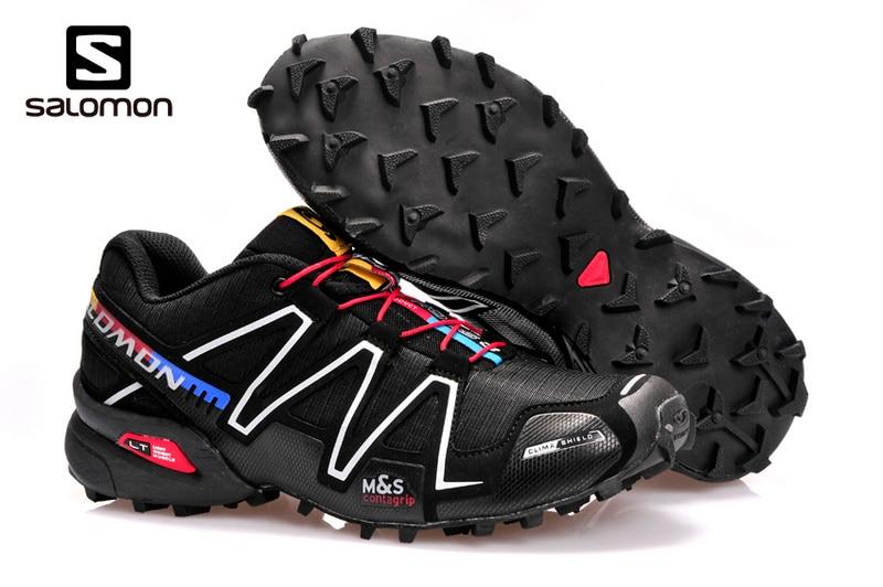 nouveau concept 50221 1c14f 2019 Salomon Speed Cross 3 CS Speedcross anti-slip running ...