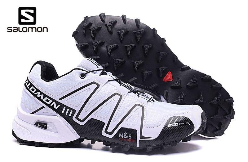 48d4967ad7fb 2019 Salomon Speed Cross 3 CS Speedcross anti-slip running Sneakers men  Outdoor cool light Shoes green Run breathable Eur 40-46