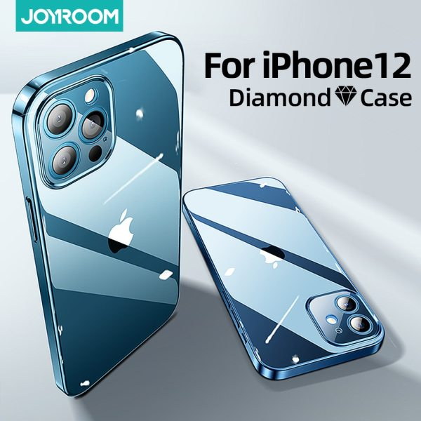 Joyroom Clear Case For iPhone 12 Pro Max 12