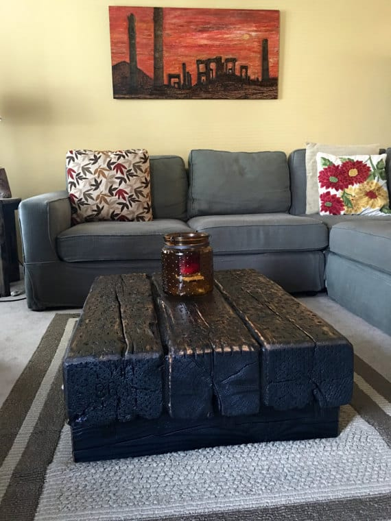 22 unique coffee tables that will style