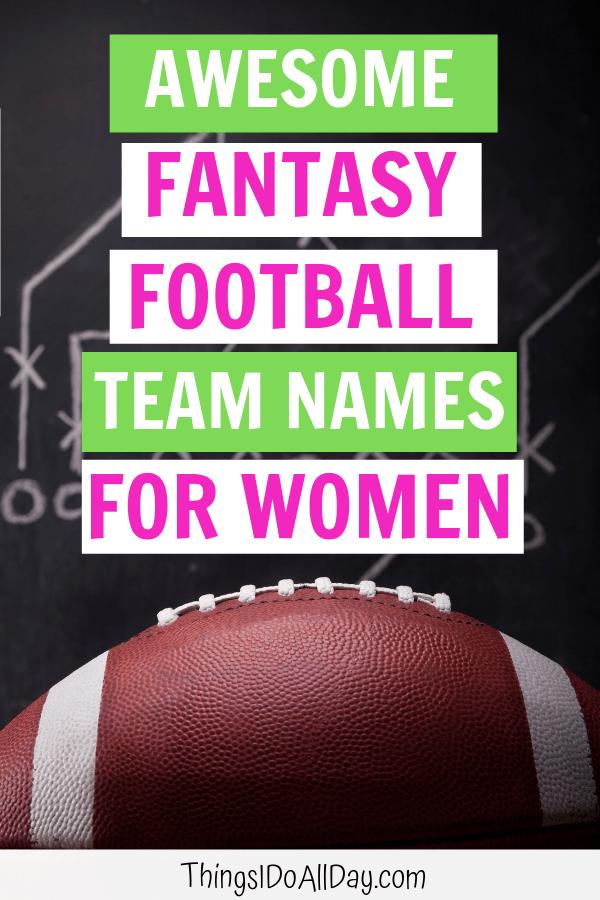 Funny Fantasy Football Team Names Odell Beckham Jr : funny, fantasy, football, names, odell, beckham, Fantasy, Football, Names, Girls, Things