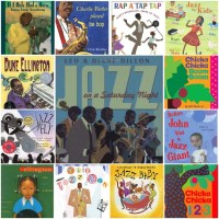 12 Jazz Inspired Books for Kids