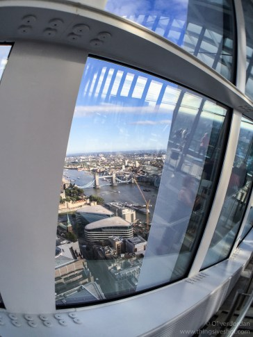 Sky Garden - Olloclip Active - Ultra-Wide Angle Lens