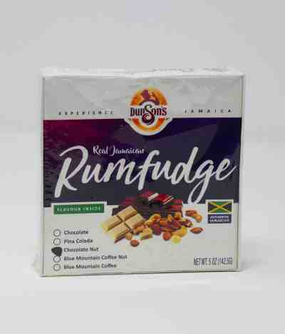 Rum Fudge 5oz
