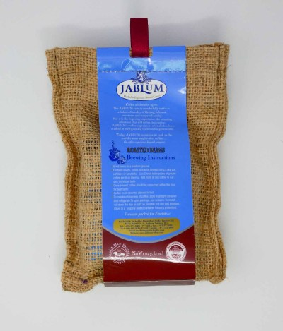 Jablum Roasted Coffee Bean 4oz