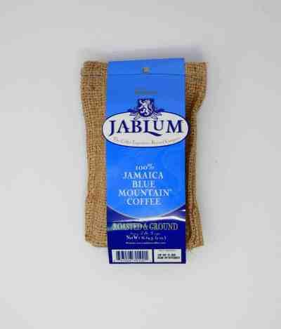 Blue Mountain Coffee Ground -2oz
