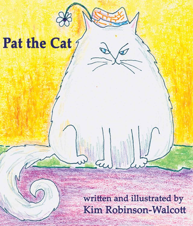 Pat the Cat 1pc- Great Read