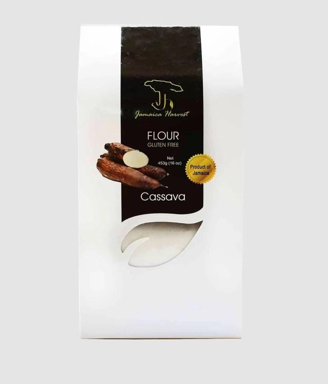 Private: Jamaica Harvest Cassava Flour