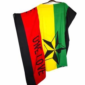 Jamaica Wrap Skirt