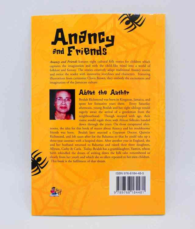 Anancy and Friends (1bk) -Buy Now