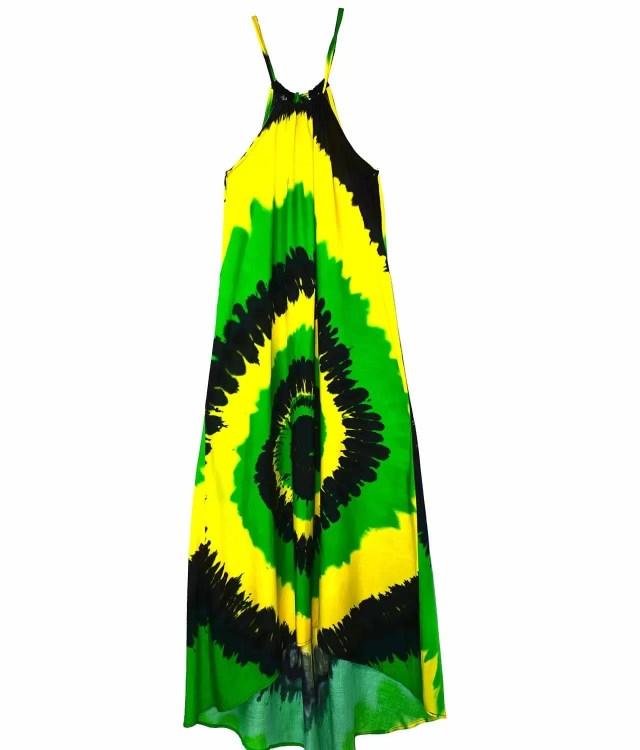 Jamaican Color Dress (1pc) – Best Buy – Shop Now!