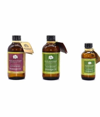 Blue Mountain Massage Oil