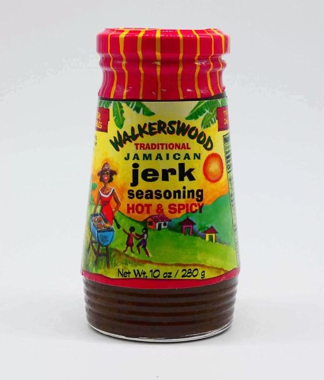 Walkerswood Jerk Sauces 1pc- Great tasting