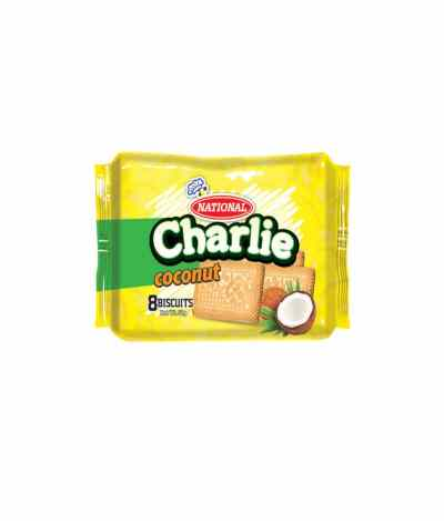 Charlie Coconut (12 Pack) - Best Snack - Buy Now!