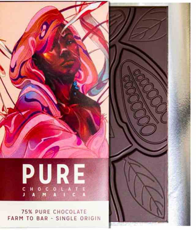 Pure Chocolate Jamaica (3.5 oz )- Shop Now