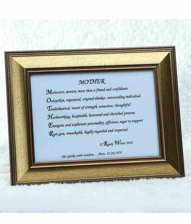Ready Writer Picture Frames (1pc) – Best Gift – Buy Now!