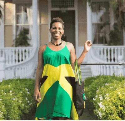 Jamaican Color Dress (1pc) - Trendy - Buy Now!