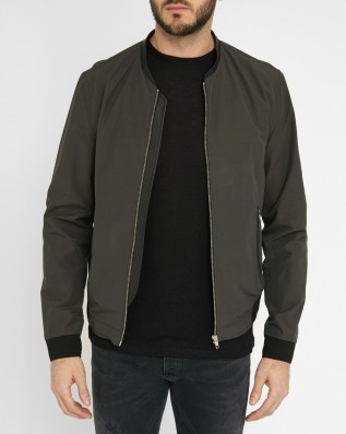 the-kooples-black-khaki-bomber-jacket-with-black-leather-trim-on-collar-product-0-961410917-normal