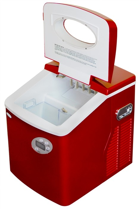 NewAir-Portable-50-Pounds-Ice-Maker 1